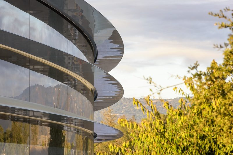 Apple CEO Tim Cook Will Move His Office to Apple Park