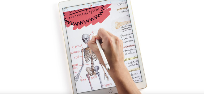 Apple's Latest iPad Pro ads Focus on Notetaking, Decluttering Desks