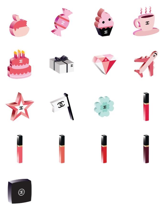 Chanel iMessage Emojis Are Now The Chicest Way To Text