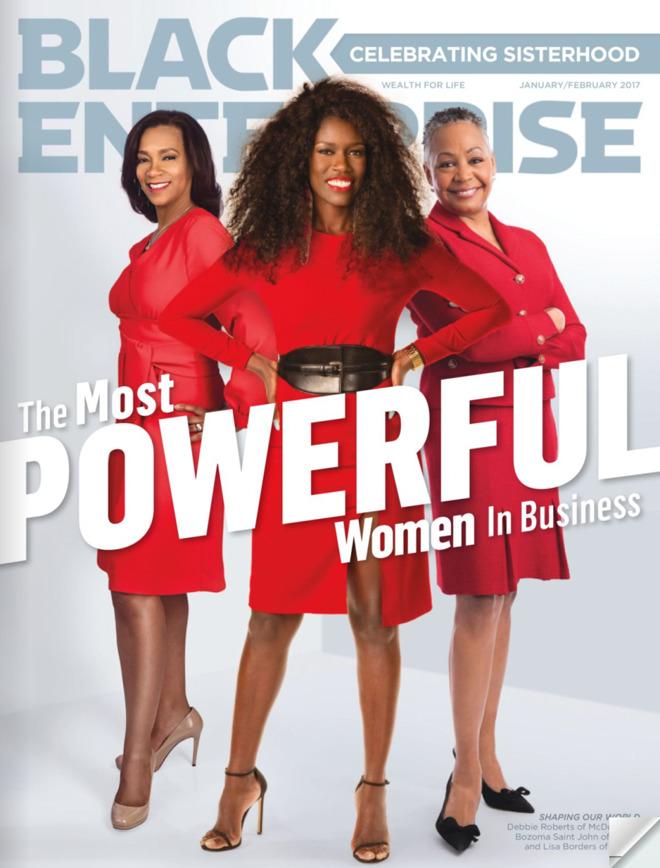 Apple Music's Bozoma Saint John Makes Black Enterprise's 'Most Powerful Women in Business'
