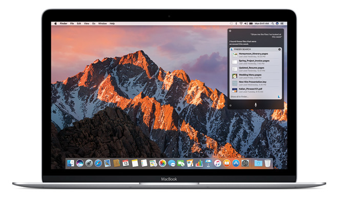 Apple Seeds Fifth Developer Beta of macOS 10.12.4 with Night Shift