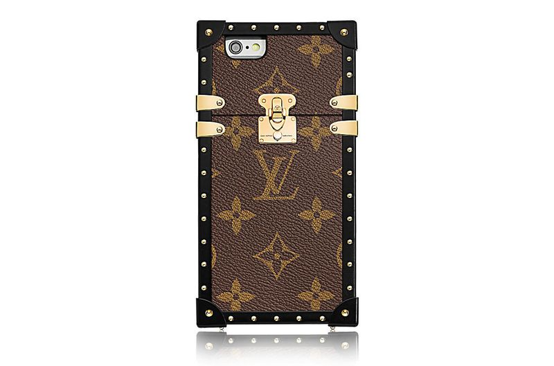 Louis Vuitton Made An iPhone Case that Costs Seven iPhones