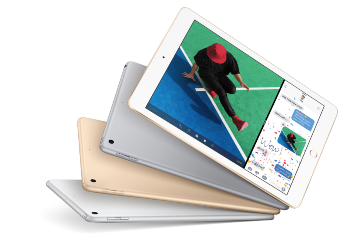 Apple Replaces iPad Air 2 With Cheaper 9.7-inch iPad