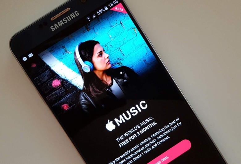 Apple Music for Android Finally Gets New iOS 10 Design - 3uTools