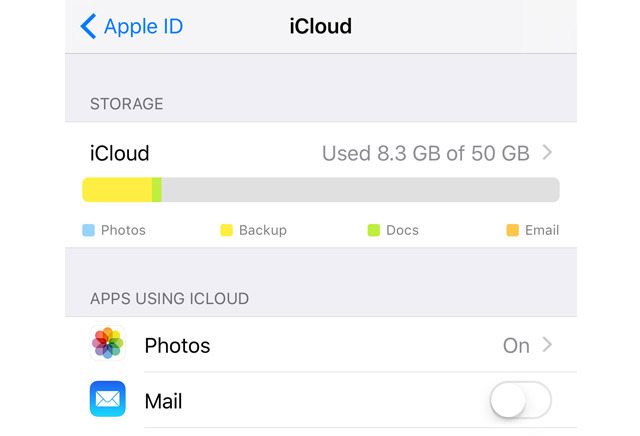 Apple Warns iCloud Users Some Services Accidentally Reactivated With iOS 10.3