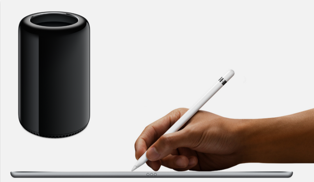 Apple's Next Mac Pro May Integrate With the iPad Pro