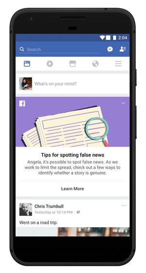 Google and Facebook Working to Fight the Spread of 'Fake News'
