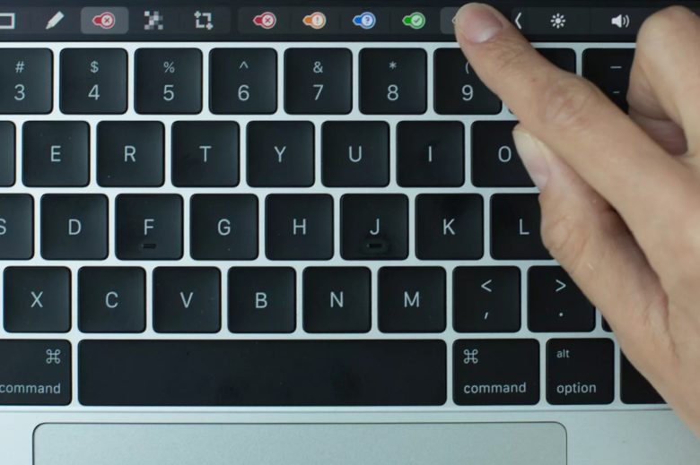 Evernote Update Brings New Buttons to MacBook Pro's Touch Bar