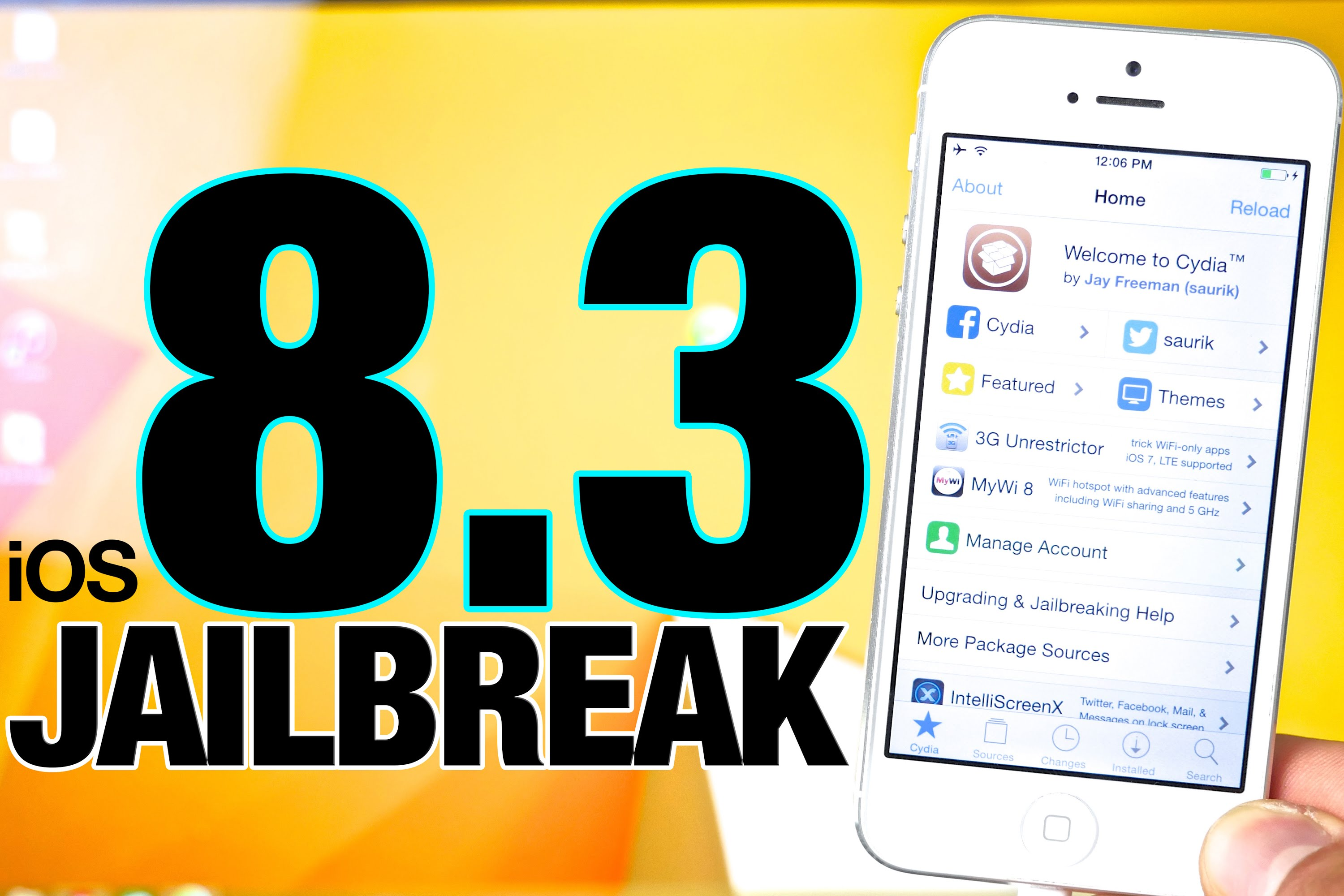 Frequently Asked Q & A For iOS 8 3 Untethered Jailbreak - 3uTools
