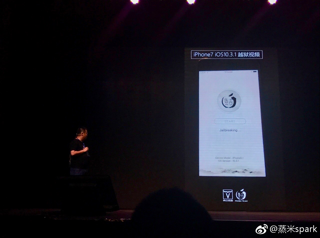 Pangu Jailbreak on iOS 10.3 / iOS 10.3.1 Could Release Next Week