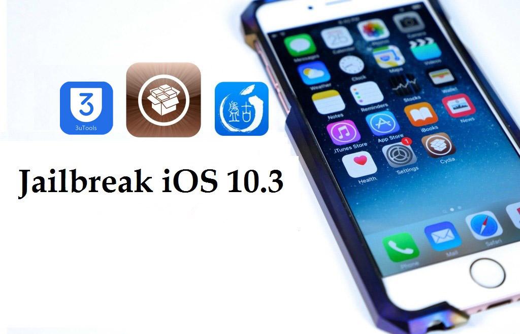 iOS 10.3 Jailbreak / iOS 10.3.1 Jailbreak