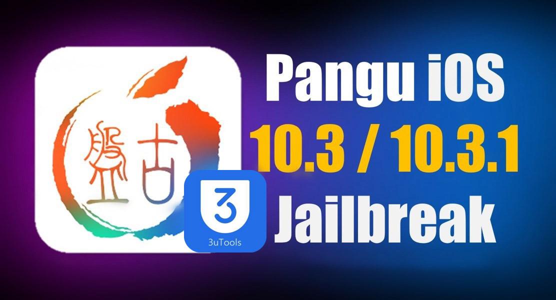 PanGu Won't Release iOS 10.3.1 jailbreak Tool?