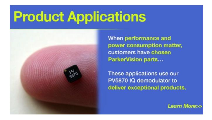 ParkerVision Extends RF Tech Patent Lawsuit Against Apple to iPhone 7