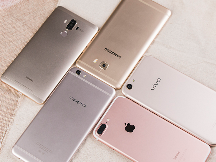 Huawei, Vivo Are Reasons Why The iPhone Is Losing Ground in China