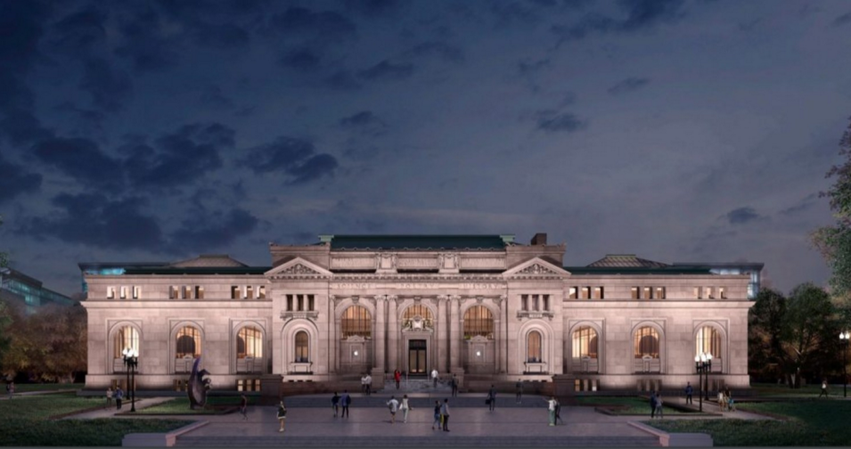 Apple Plans to Convert D.C.'s Carnegie Library Into New Store?