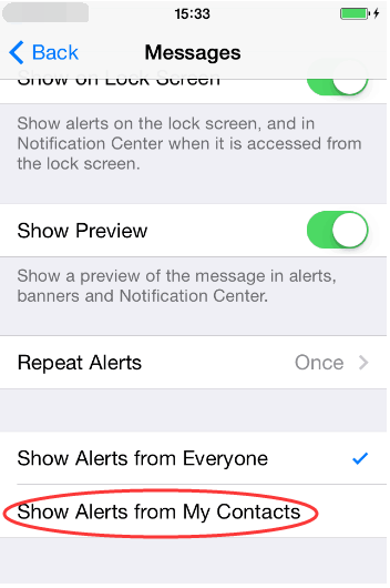 How to Disable iMessage Spam on Your iPhone?