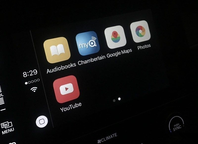 NGXPlay Cydia Tweak Runs all iOS Apps on CarPlay Screen