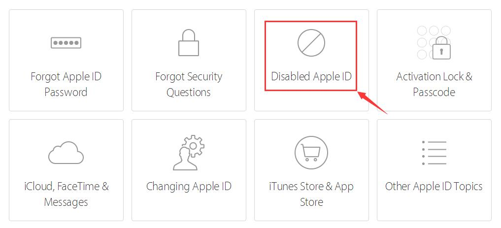 How to Fix Apple ID Is Locked Or Disabled?
