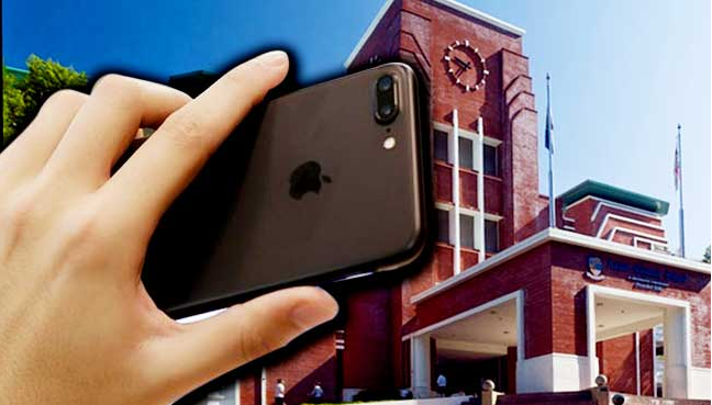 Singapore Dad Sues School Principal for Confiscating iPhone 7