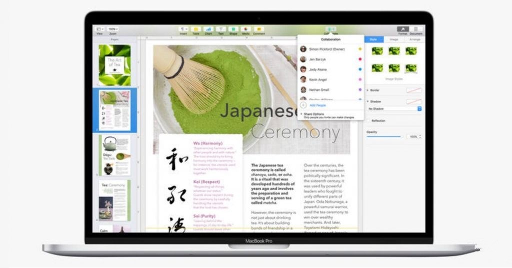 Apple Releases Updates for Pages, Numbers, and Keynote on iOS and Mac