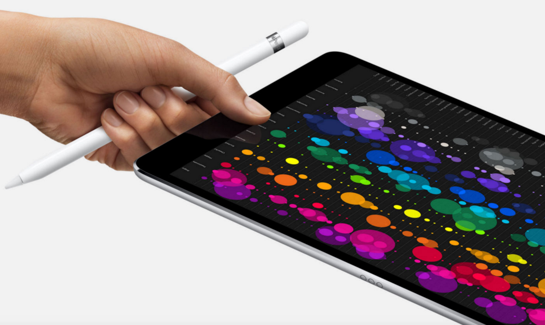10.5-inch and 12.9-inch iPad Pro Available in Apple Stores