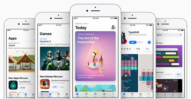 Apple Cleaning Hundreds of Thousands of Titles From App Store