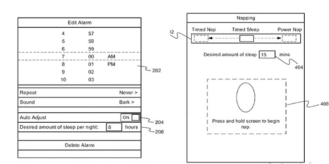 Apple Granted A Patent Relating to Sleep Onset Latency