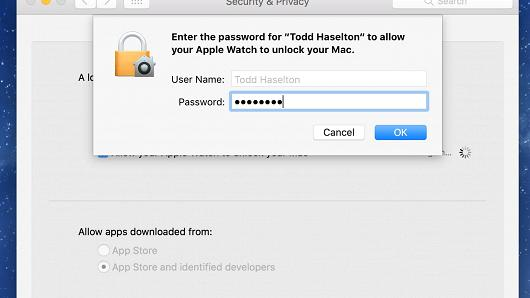 How to Unlock Your Mac With Your Apple Watch? - 3uTools