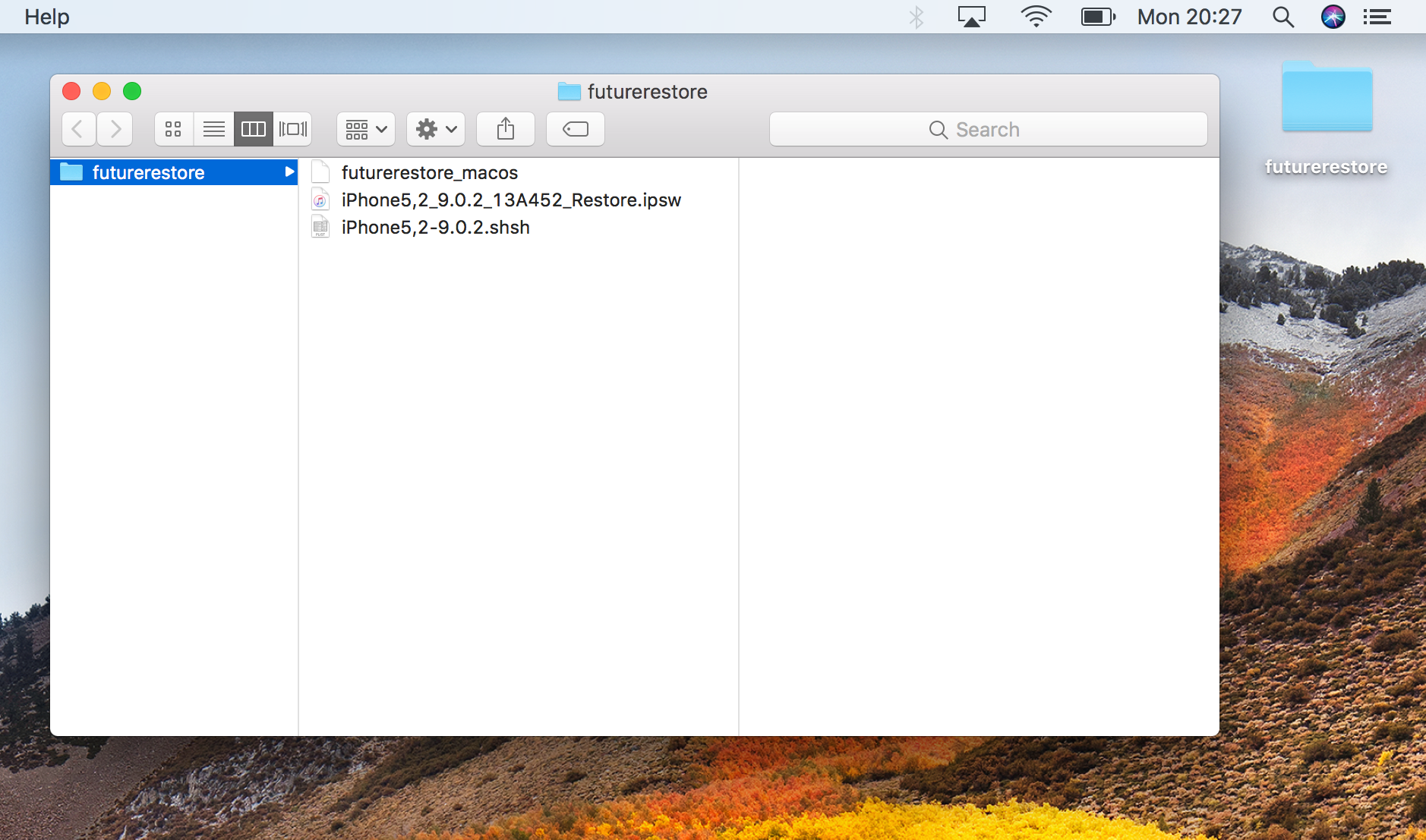 How to Downgrade 32-bit iDevices Using Futurerestore +