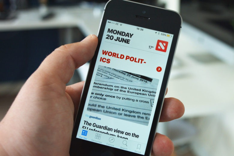 Apple News May Let Publishers Charge Readers