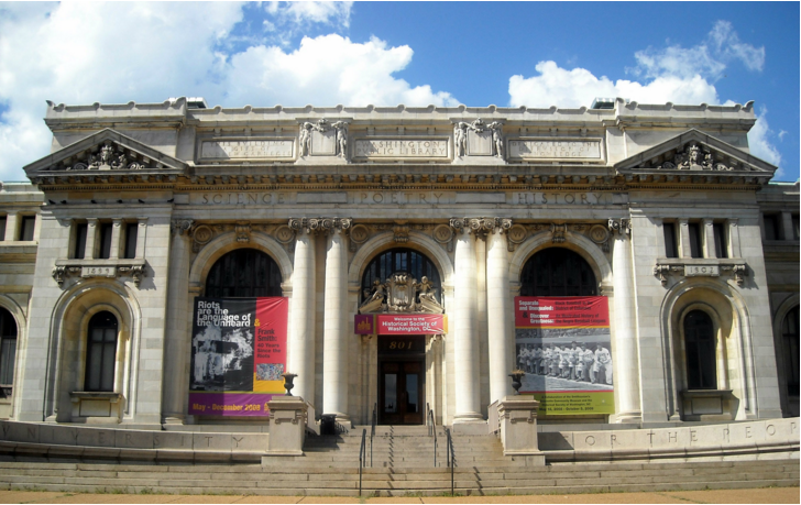 Foster + Partners–designed Apple Store Approved For Historic Carnegie Library In D.C.