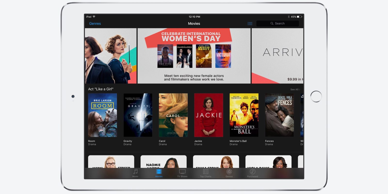 Apple Sees iTunes Market Share Slip as Competition Increases