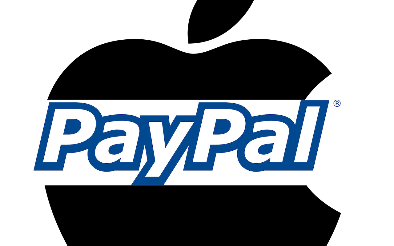 Apple Adds PayPal as Offical Payment Partner