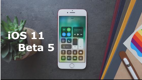 Apple Releases iOS 11 Developer Beta 5, What's New?