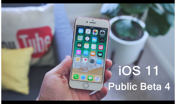 Apple Releases Fourth iOS 11 Public Beta for iPhone and iPad