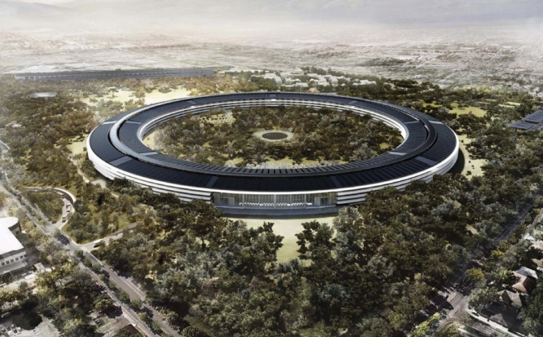 Some Employees Are Rumored to Hate the Open Floor Plan At Apple Campus