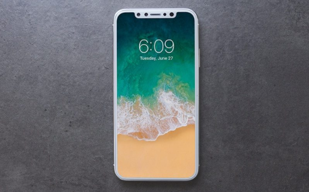 iOS 11 Dock and Gesture Controls to Replace 'iPhone 8' Home Button Entirely