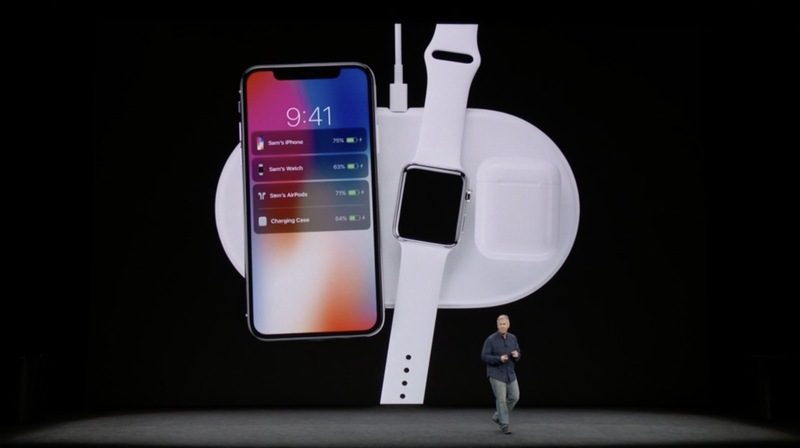 Apple Unveils 'AirPower' Multi-Device Wireless Charging Accessory Coming Next Year