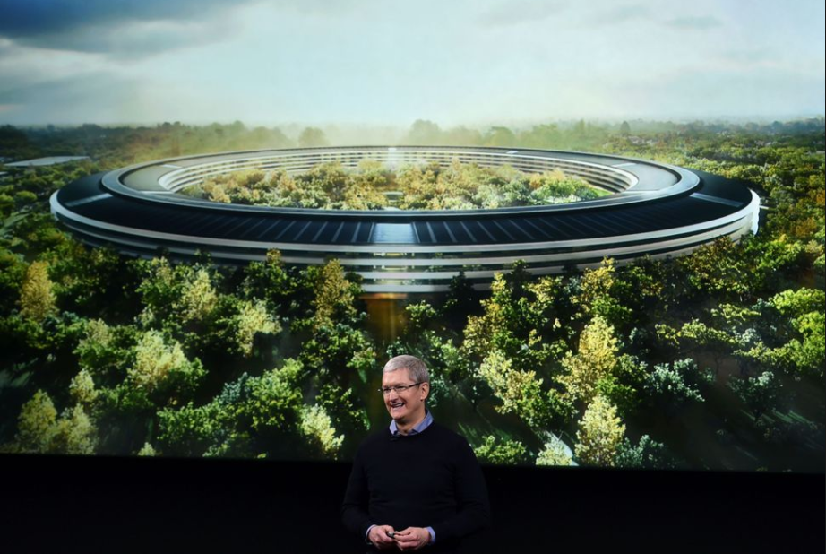 Tim Cook: Move to New Headquarters Delayed from April to 'Later This Year