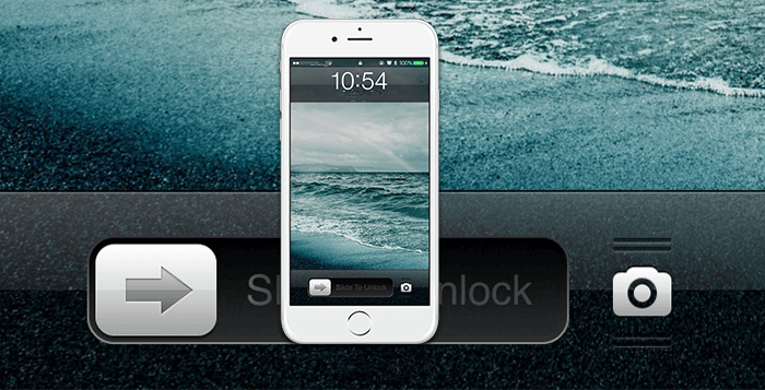 "SlideToUnlockX Bring the Classic ""Slide to Unlock"" to iOS 10"