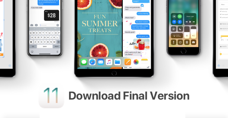 The Final iOS 11 Is Now Available In 3uTools