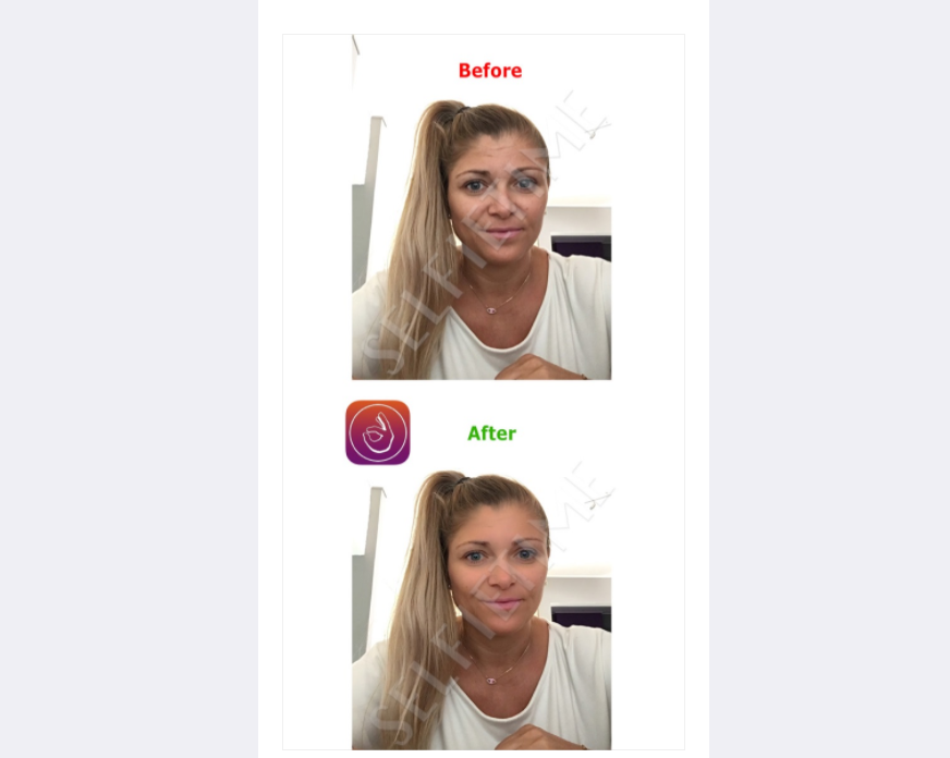 SelfieTime Face Smoothing Filter in Camera app - 3uTools