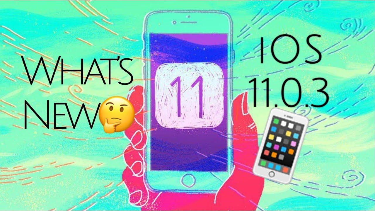Apple Releases iOS 11.0.3 Update With Haptic Feedback and Unresponsive Display Fixes