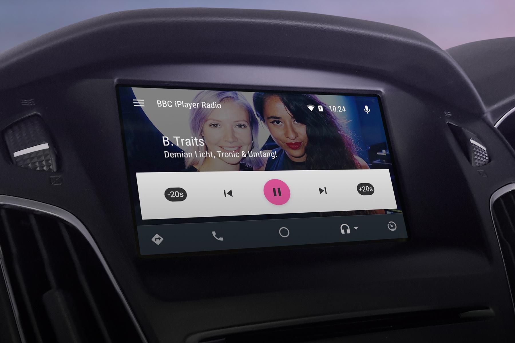 BBC iPlayer Radio Now Plays Nice With Apple Carplay And Android Auto