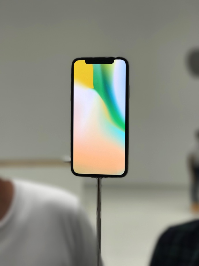 Exclusive New Photos of iPhone X And Steve Jobs Theater Hit the Web