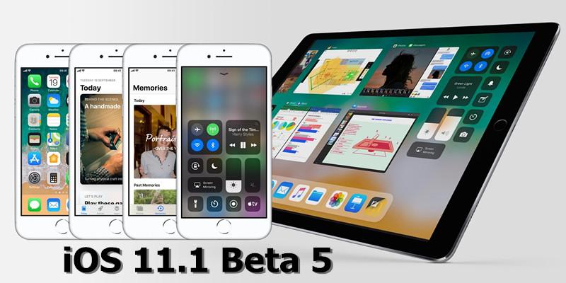 Flash the Latest iOS 11.1 Beta 5 in 3uTools