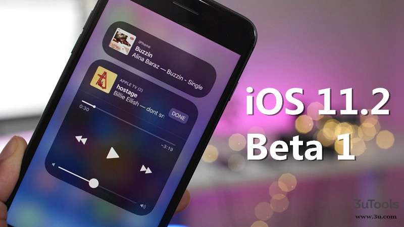 Apple Releases First iOS 11.2 Beta for iPhone and iPad
