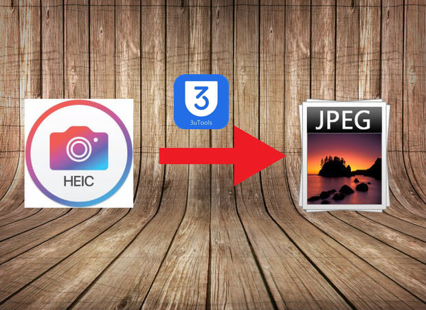 Convert iOS 11 Image from HEIC to JPG
