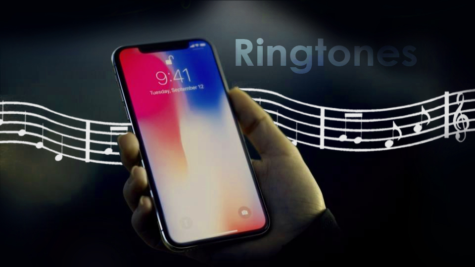 iPhone X Features Exclusive 'Reflection' Ringtone