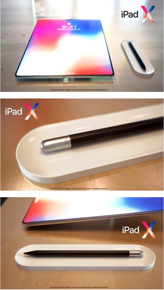 The iPad X Concept That Looks Truly Gorgeous